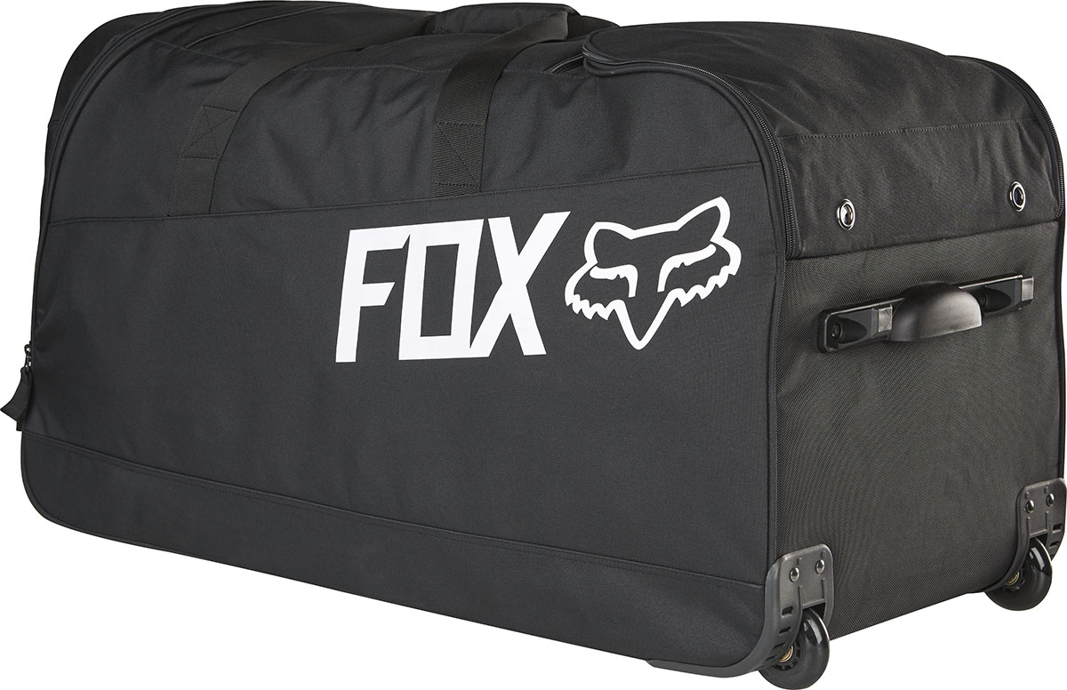 Fox cross motoros utazótáska 180 Creo Shuttle Gearbag Roller Black