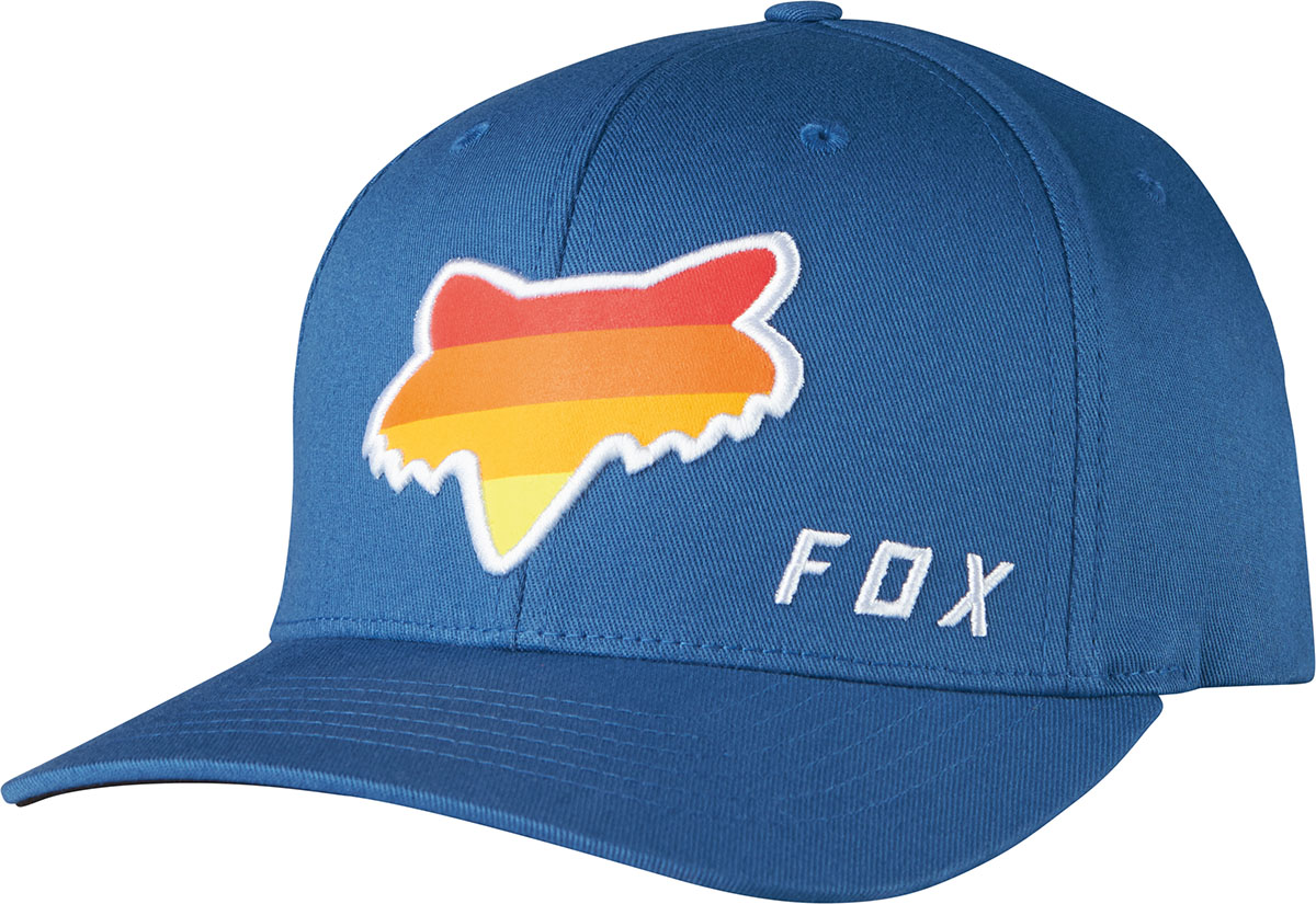 Fox baseballsapka Flexfit Draftr Head