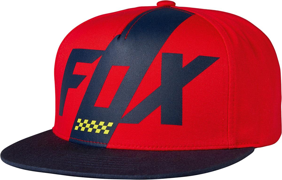 Fox baseballsapka Snapback Scalene