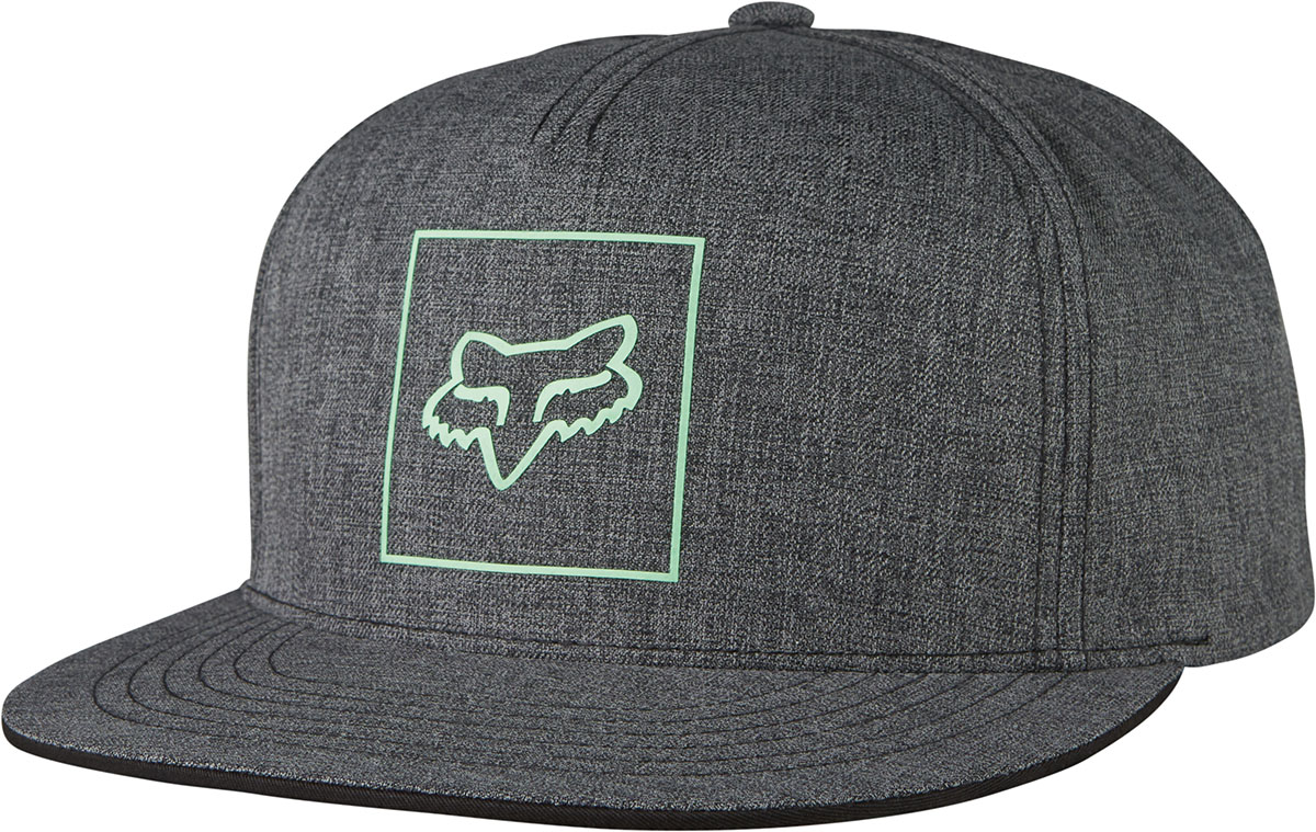 Fox baseballsapka Snapback Crass