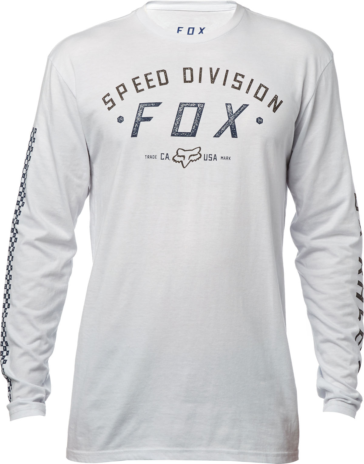 Fox hosszúujjú póló Ground Fog