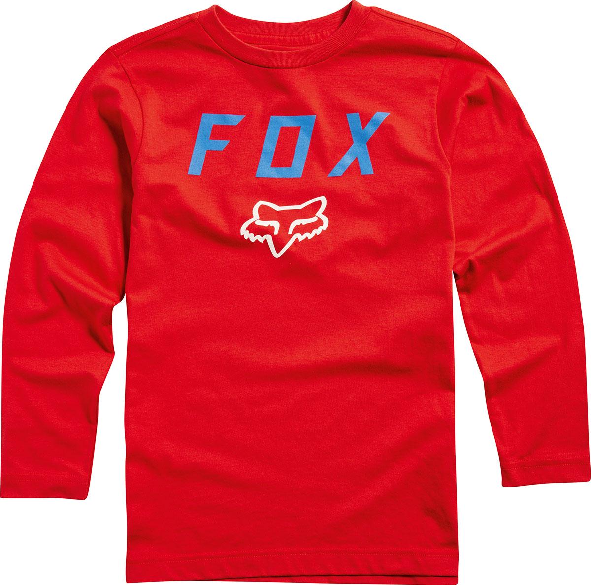 Fox gyerek hosszúujjú póló Dusty Trails