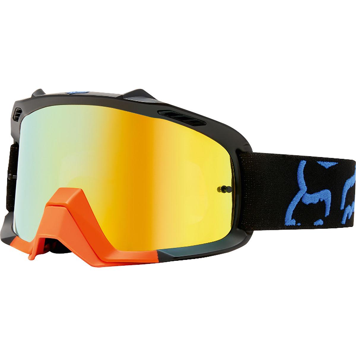 Fox gyerek cross szemüveg Air Space Preme arany