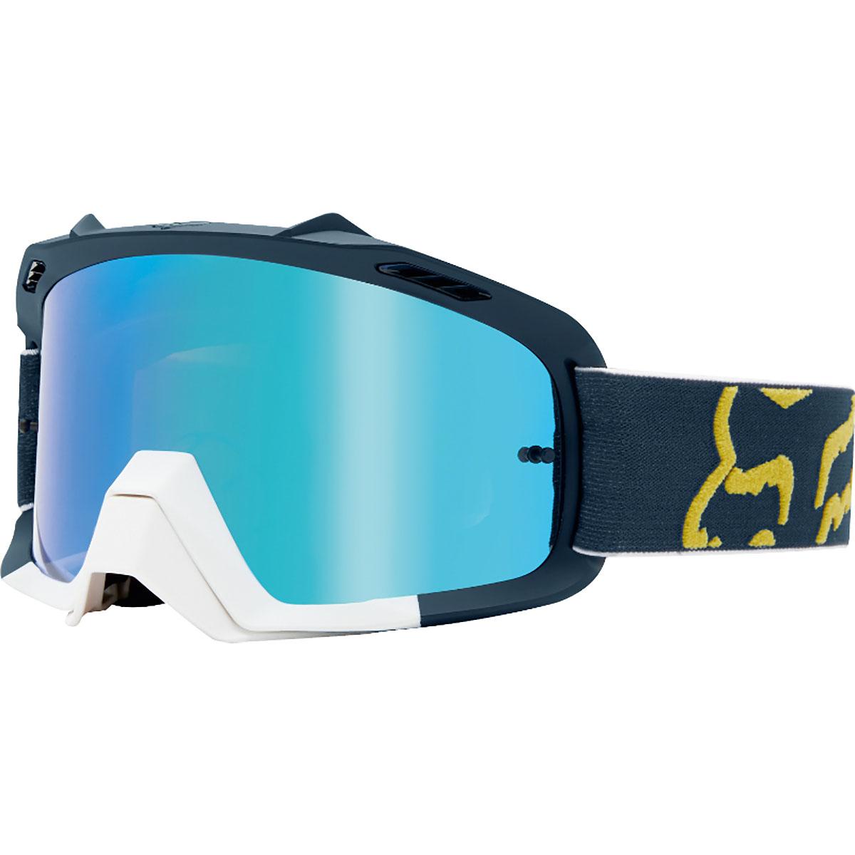 Fox gyerek cross szemüveg Air Space Preme kék