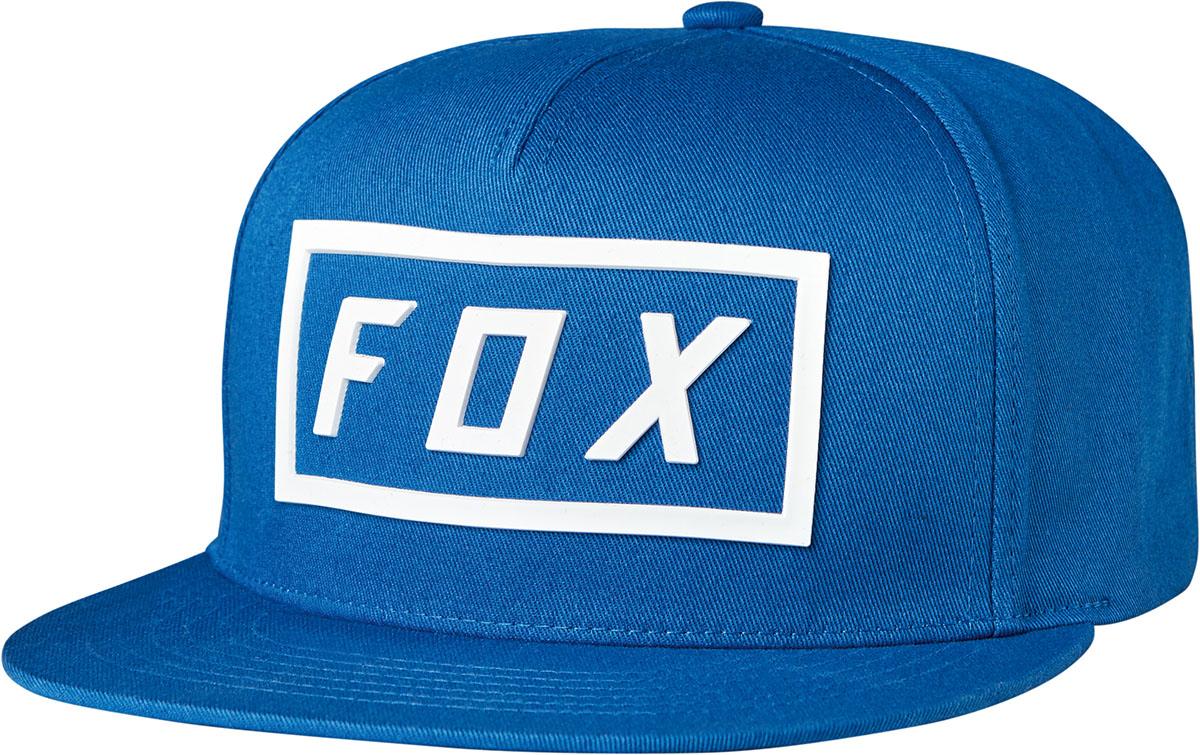 Fox baseballsapka Snapback Fumed