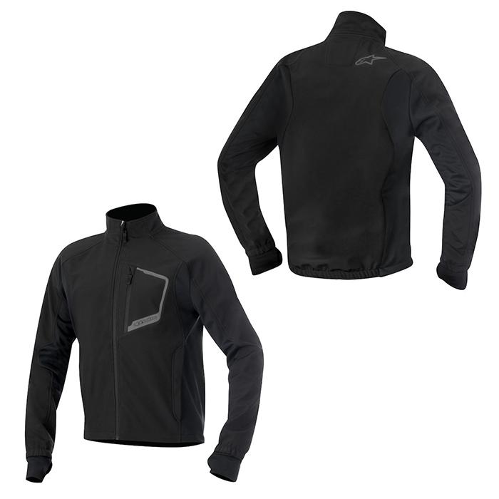 Alpinestars textildzseki T GP Plus R V2 Air Mesh fekete