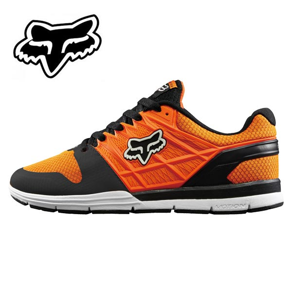 Fox cipõ Motion Elite2 orange-fekete