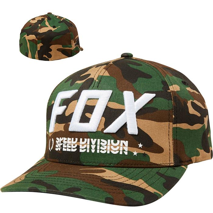 f2501ff86d Fox baseballsapka Flexfit Triple Threat camo