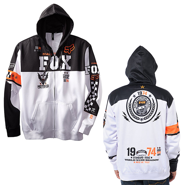 Fox Covert pulóver kapucnis 2XL