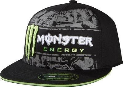 Fox baseballsapka Flexfit Monster Rc Repl. Tinsel Town