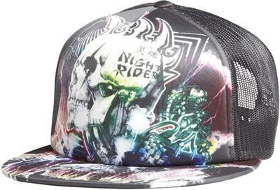 Fox baseballsapka Trucker Night Rider