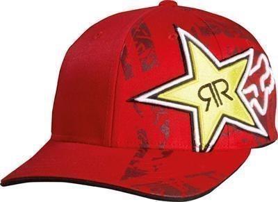 Fox baseballsapka Flexfit Rockstar Tonic