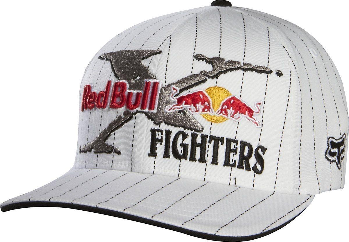 Fox baseballsapka Flexfit Red Bull X-Fighters Core
