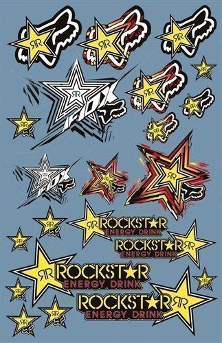 Fox matrica szett Rockstar