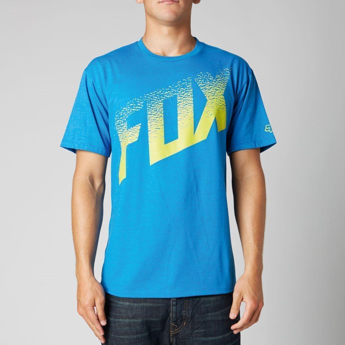 Fox póló Dirt Alert kék