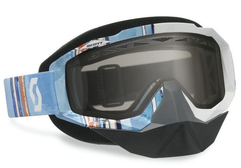Scott cross/snow szemüveg Hustle Pixel