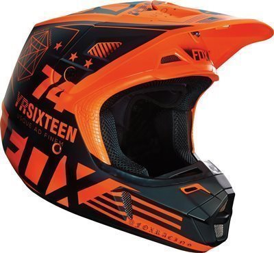 Fox cross sisak V2 Union MX16