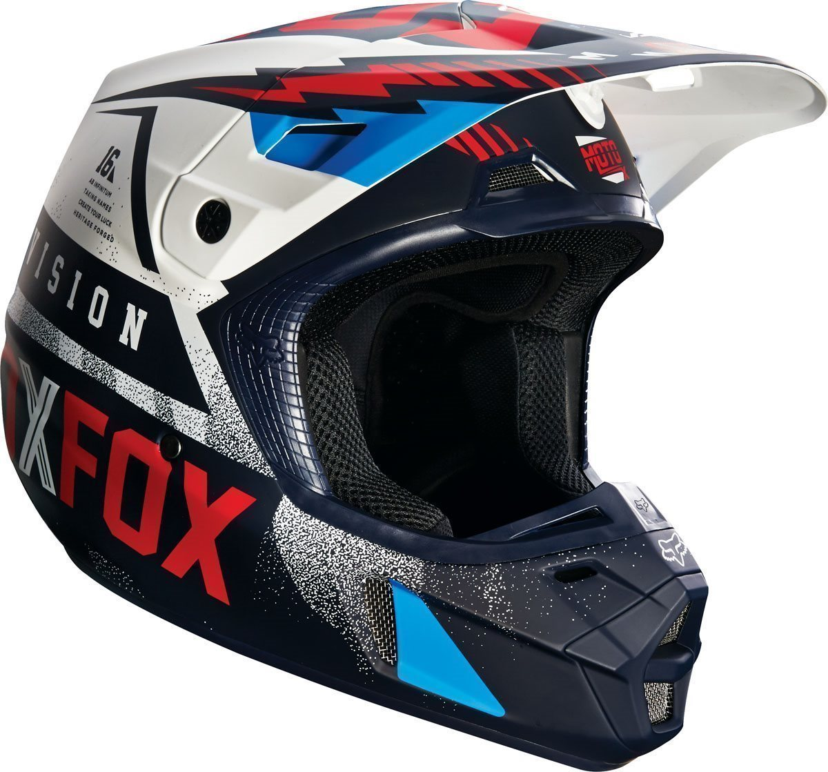 Fox cross sisak V2 Vicious MX16.