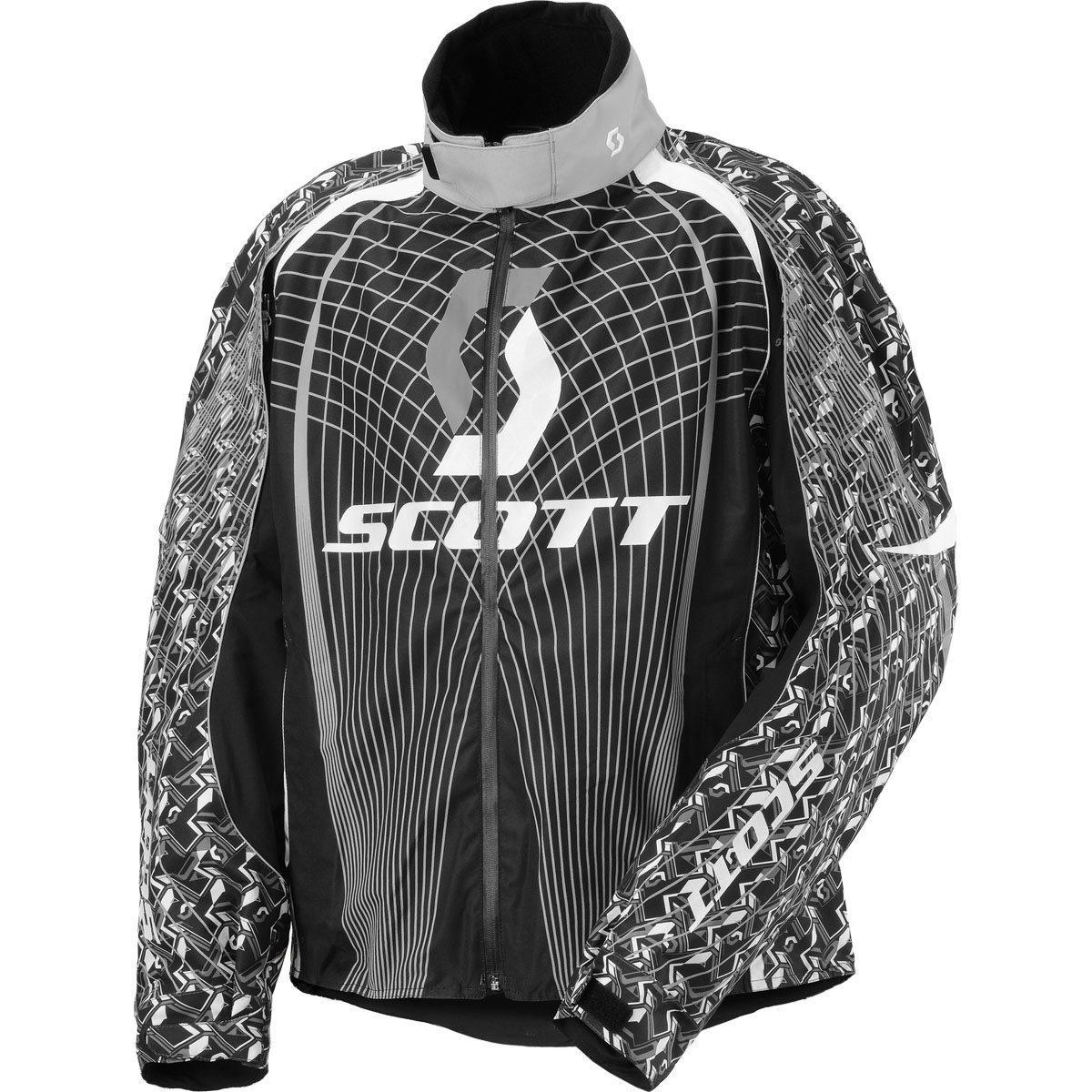 SCOTT SMB dzseki TP X-RAZE BLACK/WHITE