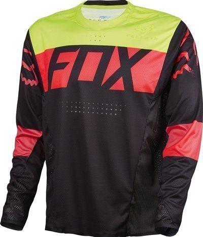 Fox MTB mez hosszúujjú Flexair DH