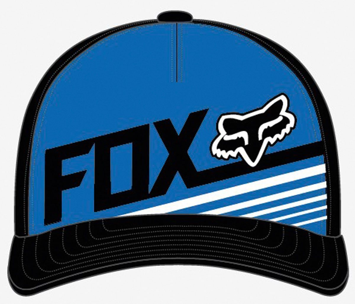 Fox baseballsapka Flexfit Become