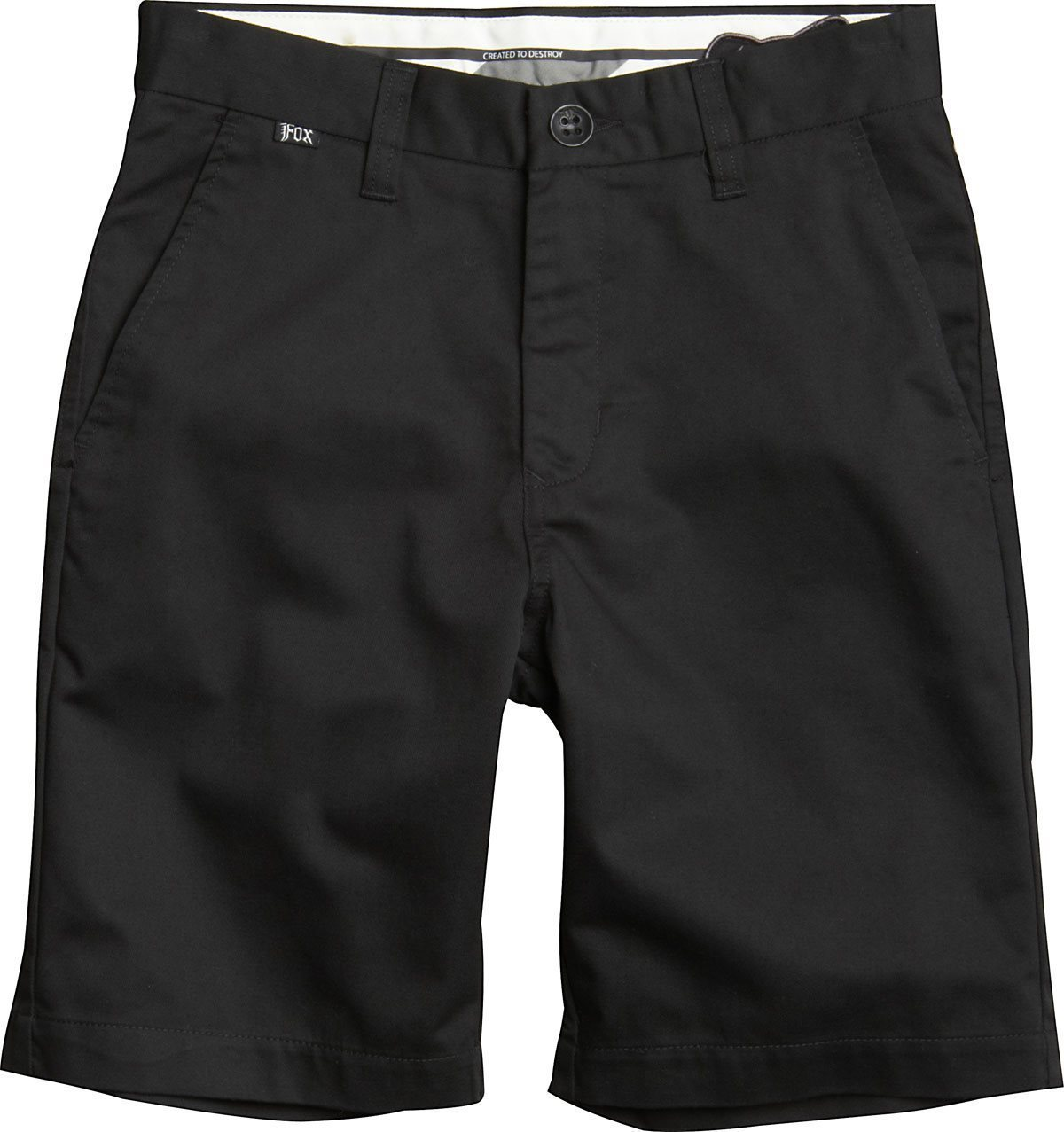 Fox gyerek short Essex Solid