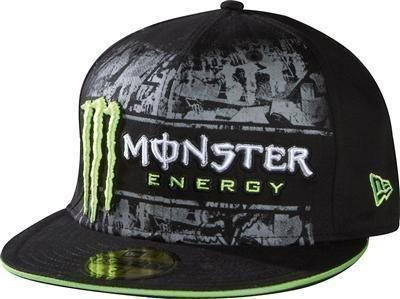 Fox baseballsapka Monster Rc Repl. Tinsel Town New Era