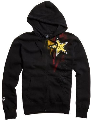 Fox pulóver Rockstar Faded