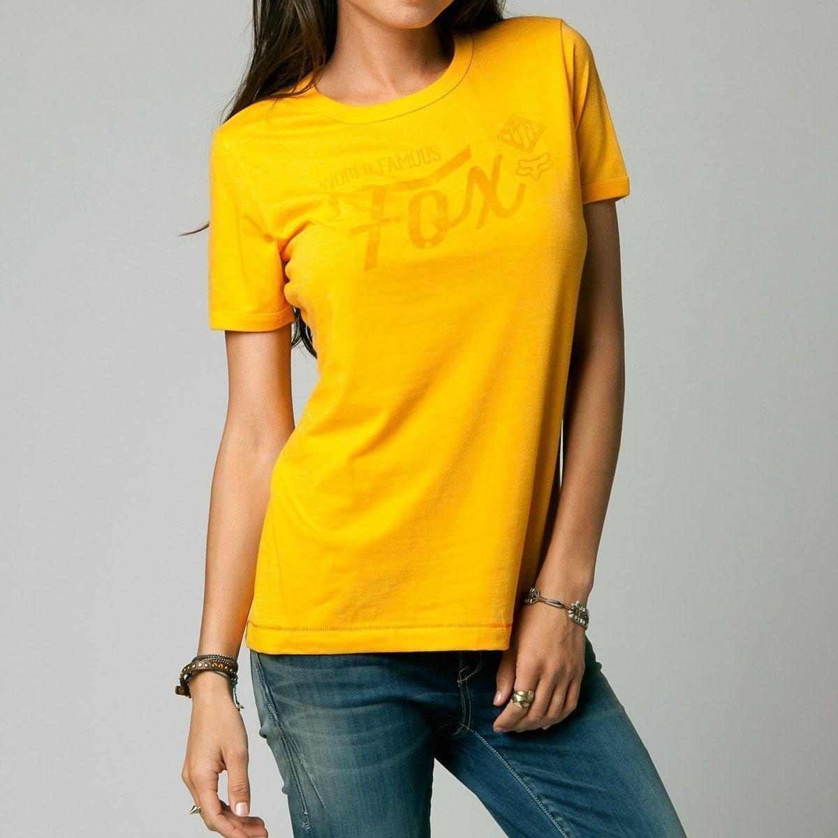 Fox női póló Series Ringer  3dc4269bfd