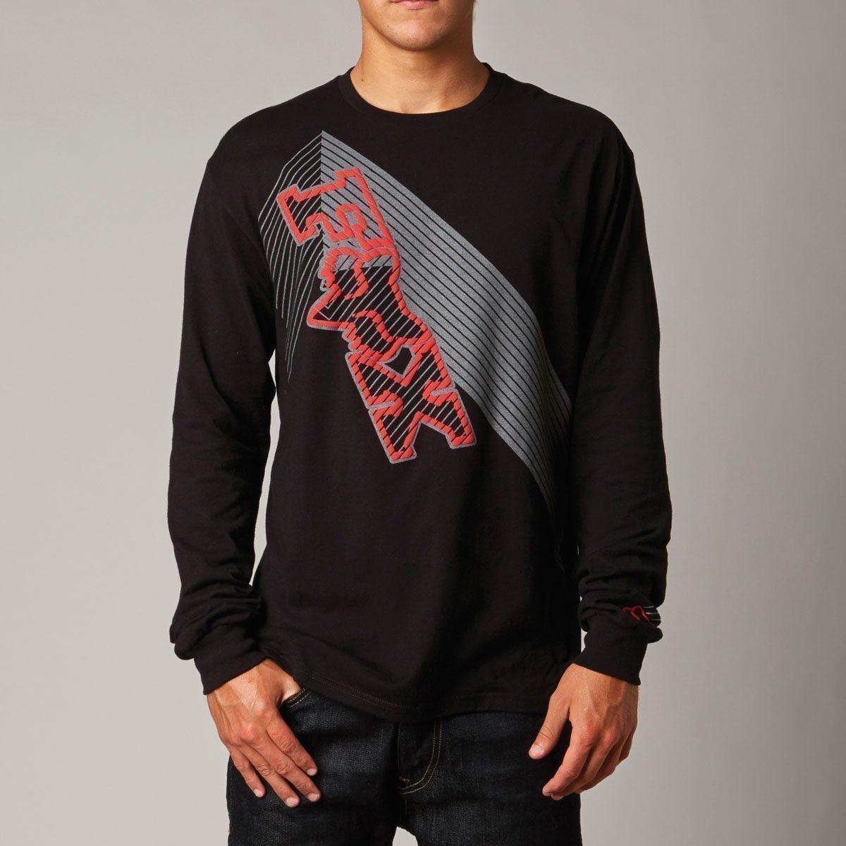 Fox hosszúujjú póló Turn Stile
