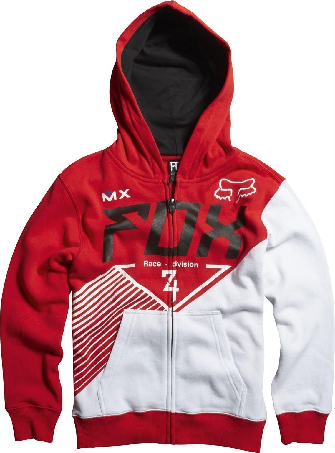 Fox gyerek pulóver Eracer Red