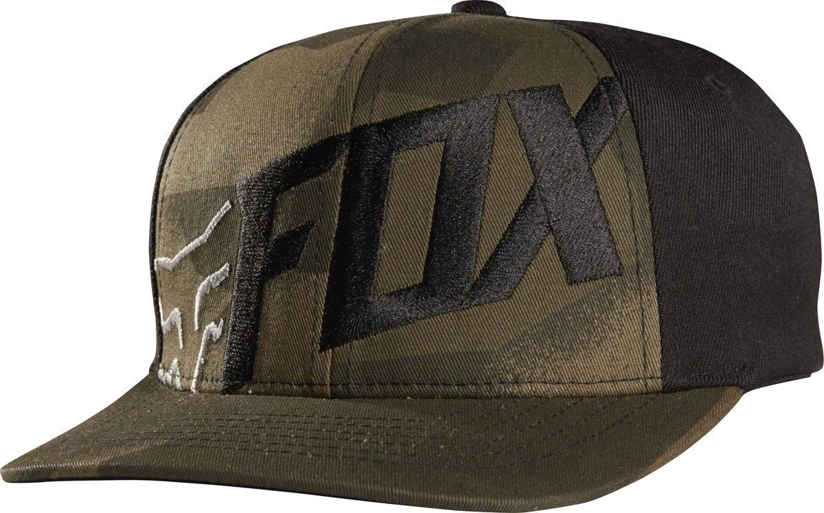 Fox gyerek baseballsapka Flexfit Typical
