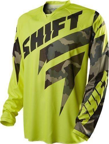 Shift cross mez Recon Logo sárga-camo