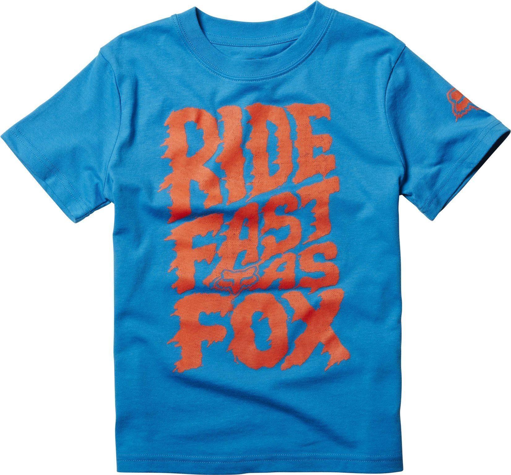 Fox kisgyerek póló Liquify
