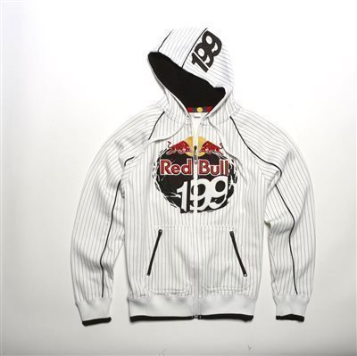 Fox pulóver Red Bull Travis Pastrana 199 Front Fleece