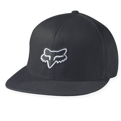 Fox baseballsapka The Steez 210 fekete