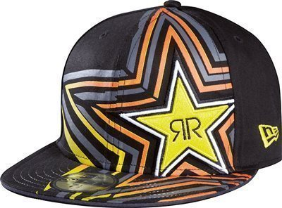 Fox baseballsapka Rockstar Spike Vortex New Era