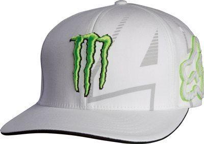 Fox baseballsapka Monster Ricky Carmichael Repl. RC4
