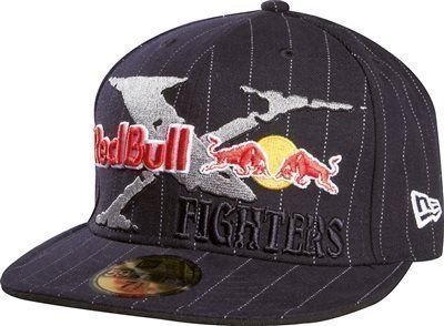 Fox baseballsapka Red Bull X-Fighters Core New Era.