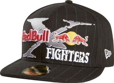 Fox baseballsapka Red Bull X-Fighters Core New Era.