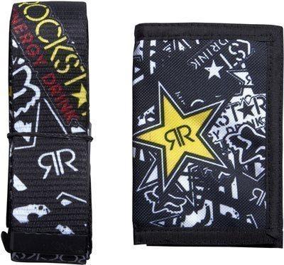 Fox öv+pénztárca Rockstar