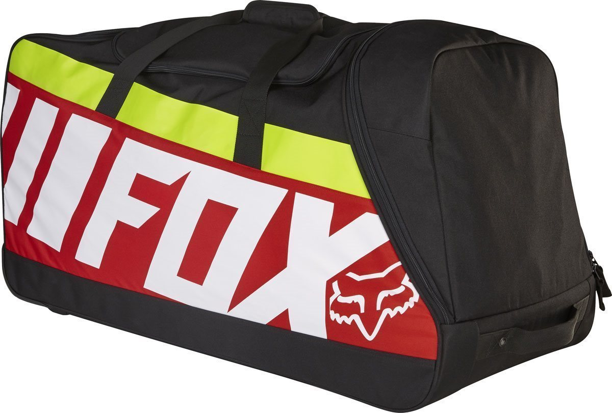 Fox cross motoros utazótáska 180 Creo Shuttle Gearbag Roller