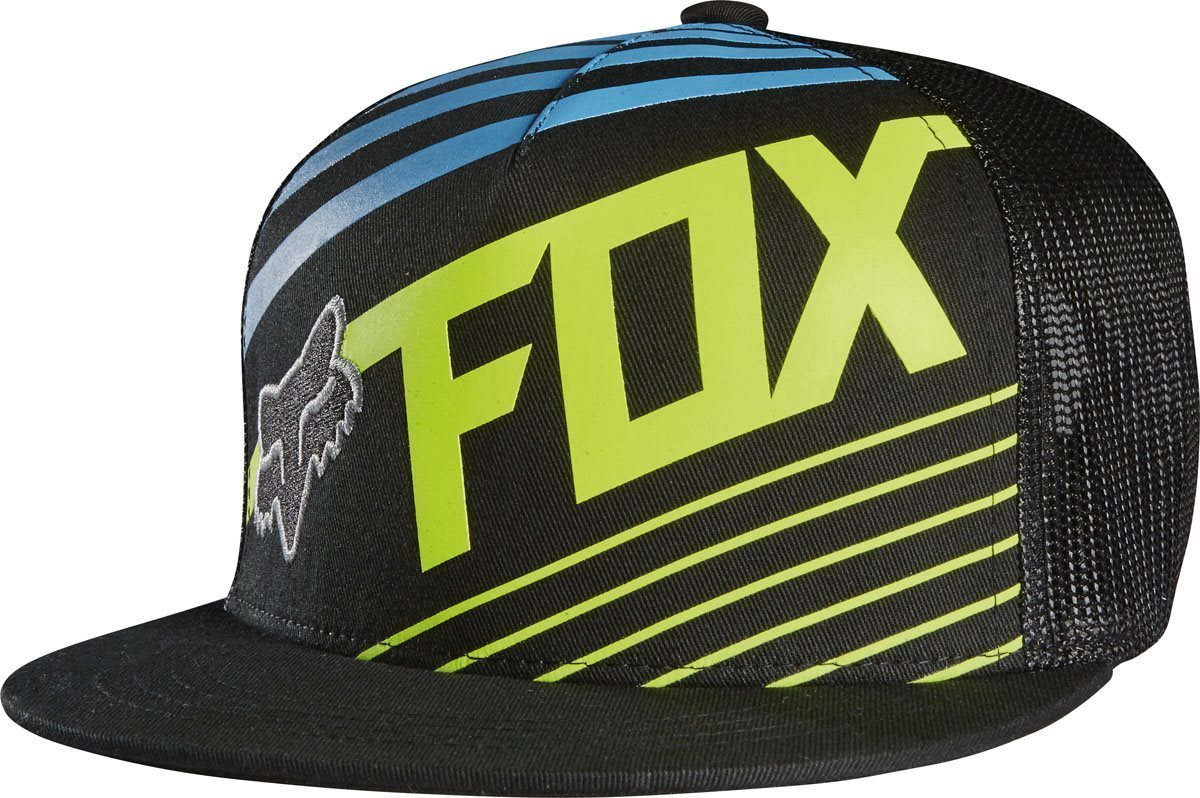 Fox gyerek baseballsapka Snapback Solvent