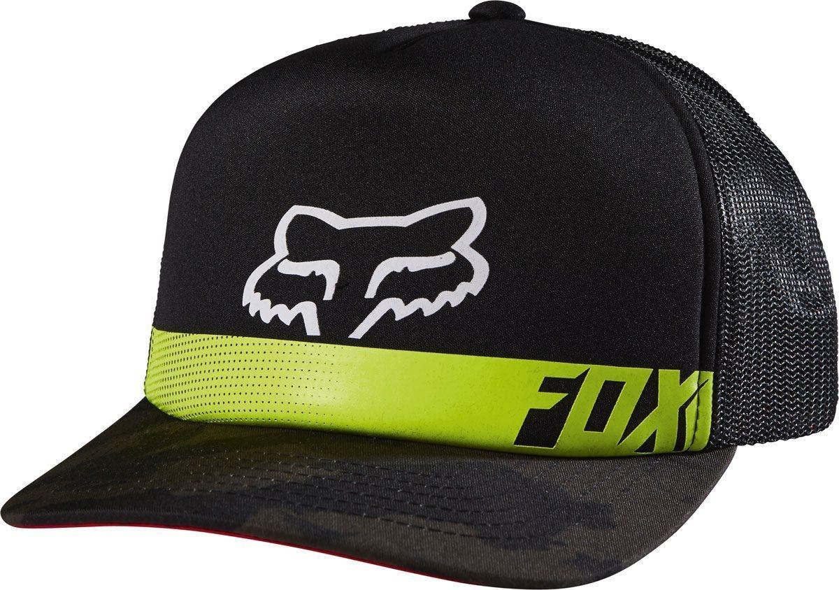 Fox baseballsapka Snapback Kaos