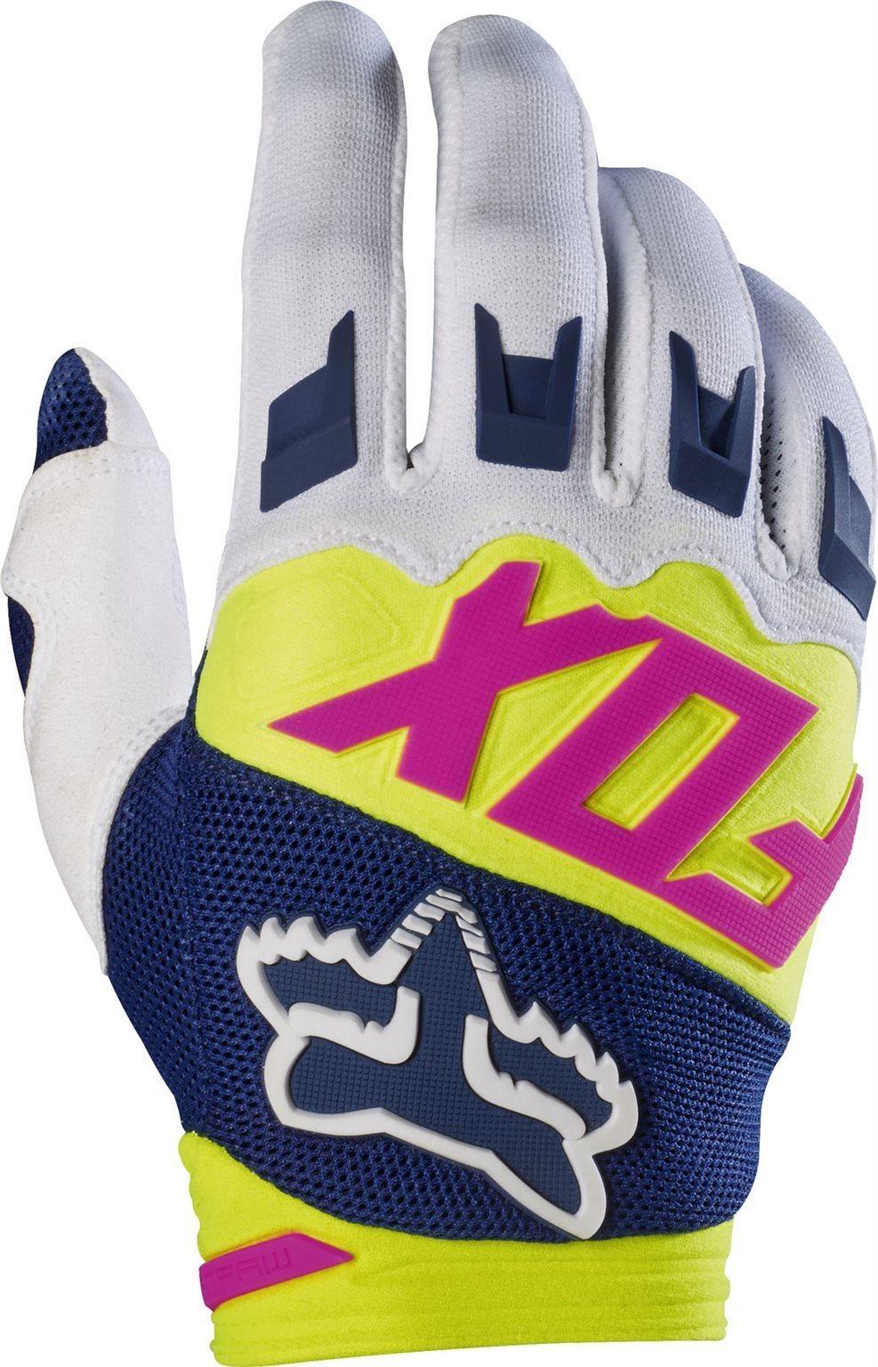 Fox cross kesztyû Dirtpaw Race MX17.