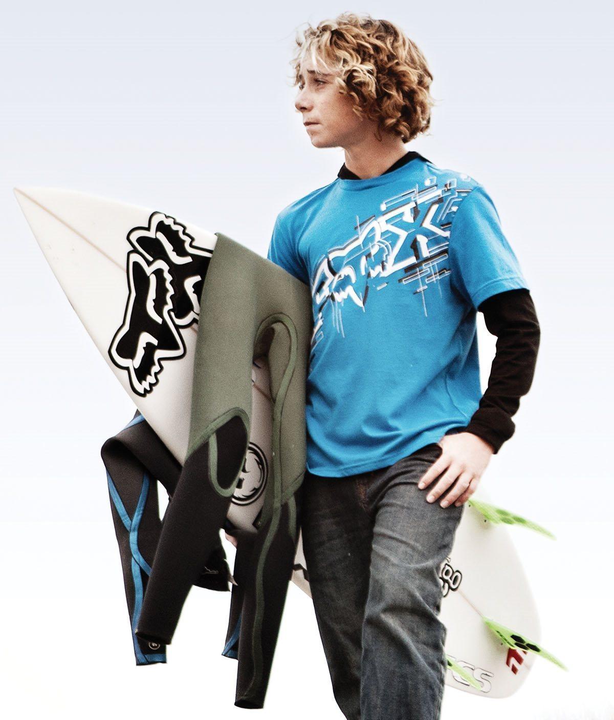 Fox gyerek hosszúujjú póló Schematika 2 részes