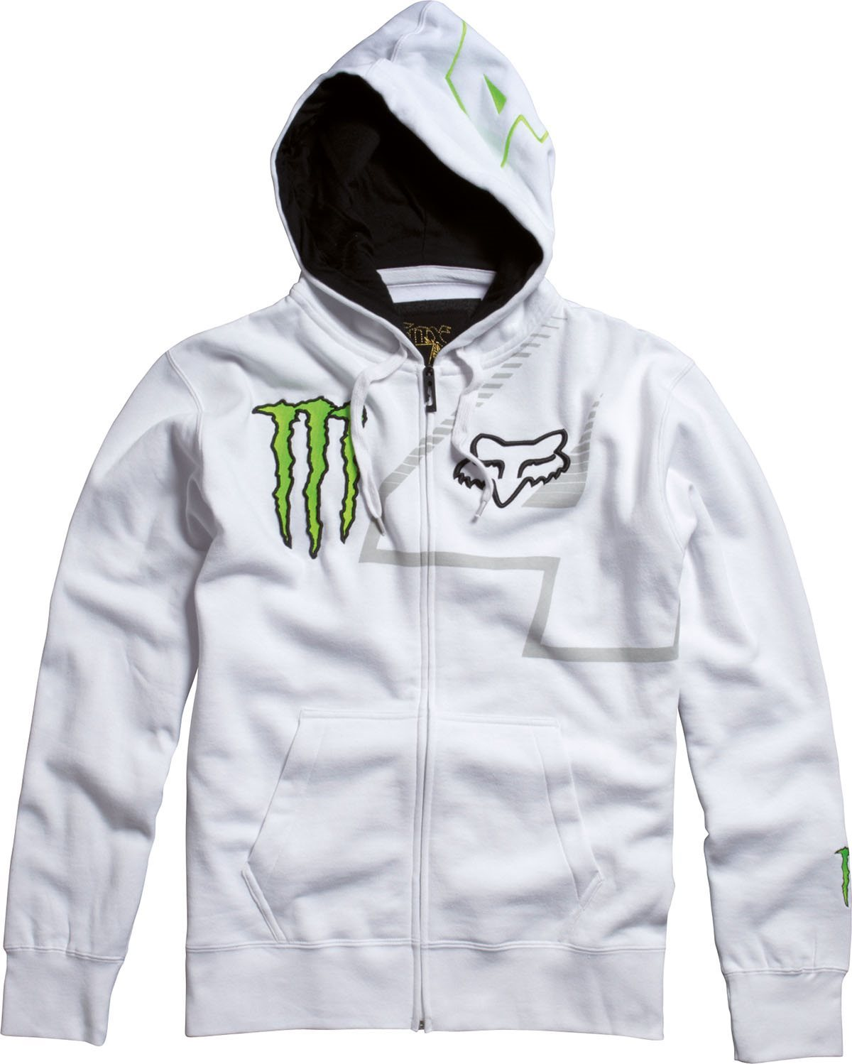 Fox pulóver Monster RC4 Front Fleece