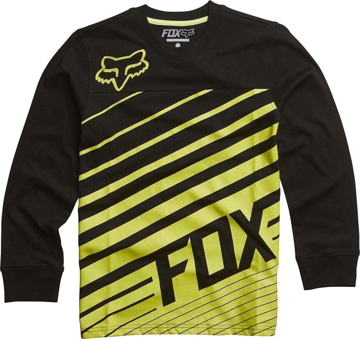 Fox gyerek hosszúujjú póló Galva