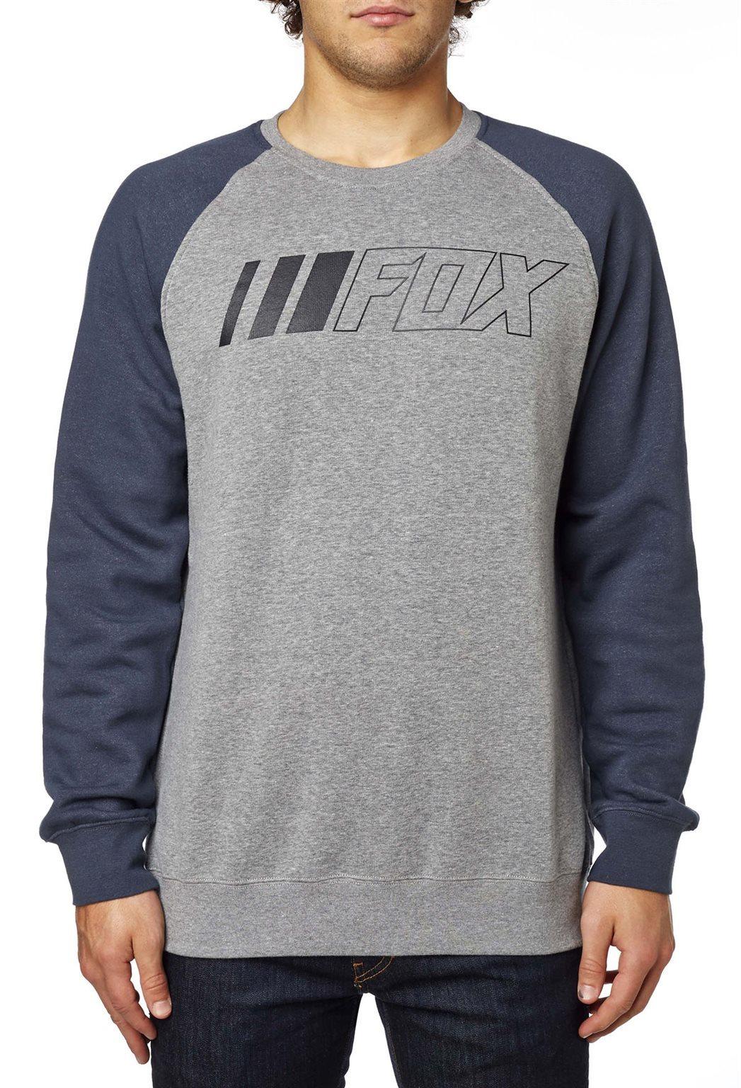 Fox pulóver Crewz