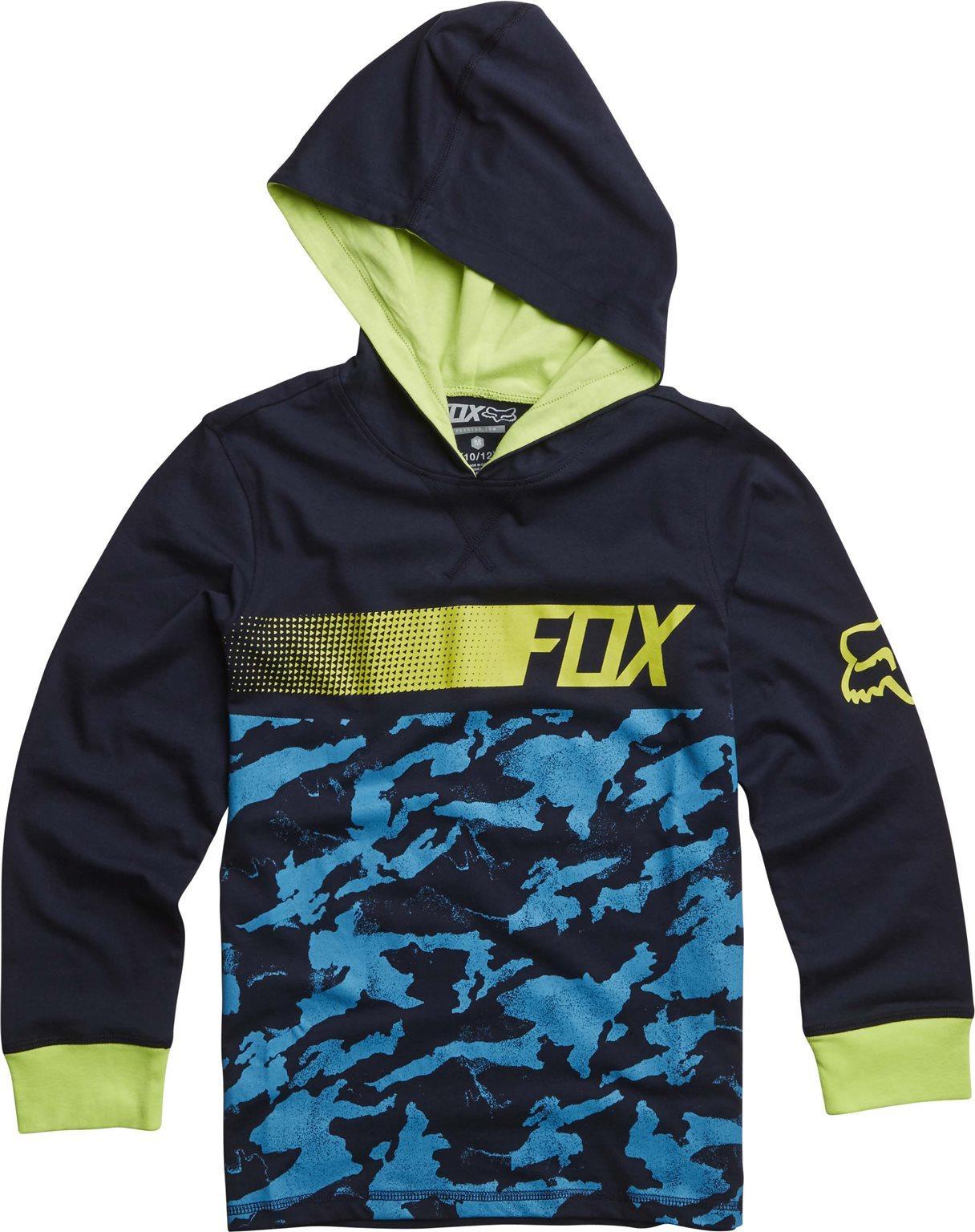 Fox gyerek hosszúujjú póló Frontenac PO (kamasz)